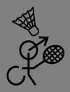 TOUS Badminton Logo